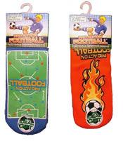 Boys Football Gripper Socks