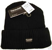 Thinsulate Black Hat