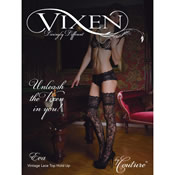 Vixen Eva Lace Top Hold Up