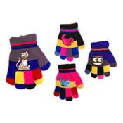 Childrens Magic Rubber Print Gloves