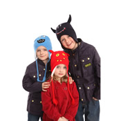 Childrens Novelty Hat with Tassles