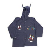 Boys Monster Raincoats